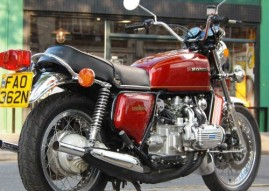 1975 Honda GL1000 Goldwing for Sale – £9,989.00