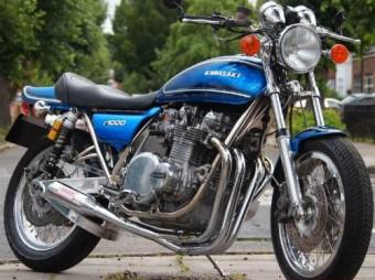1977 Kawasaki Z1000 for Sale – £16,989.00