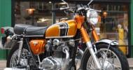 1971 Honda CB350 K4 for Sale – £6,789.00