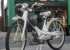 1961 NSU Quickly N Model for Sale – £1,389.00