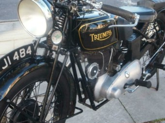 1936 Triumph 3/2 for Sale