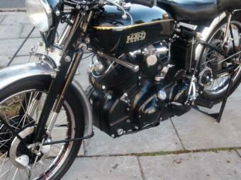 1949 Vincent Rapide for Sale