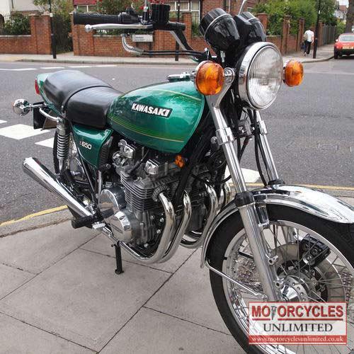 Classic Kawasaki Z650 for sale