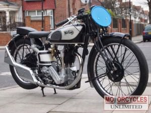1937 Norton International
