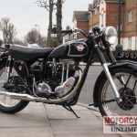 1953 Matchless G3LS 350