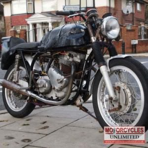 1955 Triton Cafe Racer project for sale