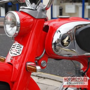 1963 Honda C114 Classic Bike for Sale