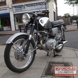 1963 Honda CB72 Classic Bike for sale