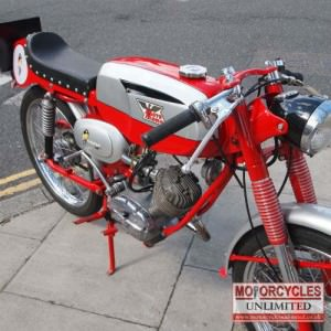 1966 Moto Morini 50 Corsarino Racing Classic bike for sale