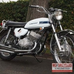 1969 Kawasaki H1500 Mach 111 for sale