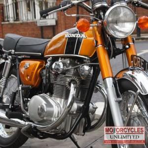 1971 HONDA CB250 K3 Classic Honda for sale