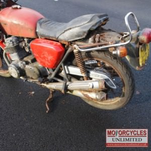 1971 Honda CB750 K project for saale