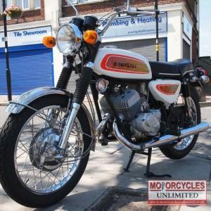 1971 Kawasaki A1 Samurai for sale