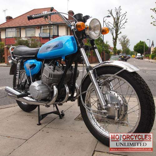 1971 Kawasaki H1 A for sale | Motorcycles Unlimited