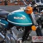 1971 SUZUKI T500 R Cobra