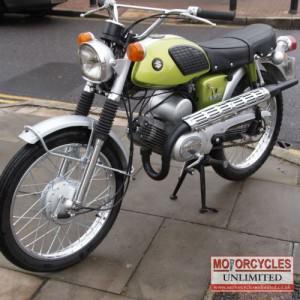 1971 Suzuki ACC100 for sale