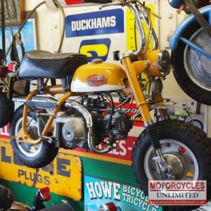 1972 Honda Z50 AK2 mini trail for sale