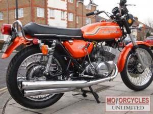 1972 Kawasaki H1 B 500