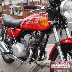 1972 Kawasaki S2 350 for sale