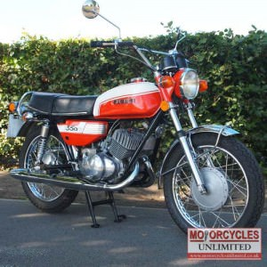 1973 Suzuki T350 Rebel Classic Japanese Bike for sale