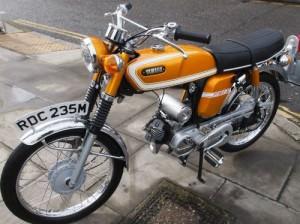 1973 Yamaha FSIE