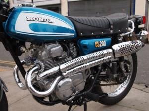 1974 Honda CL200