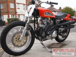1977 HARLEY DAVIDSON XR750 FLAT TRACKER