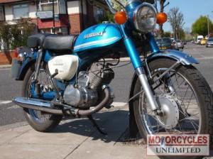 1977 Suzuki B120