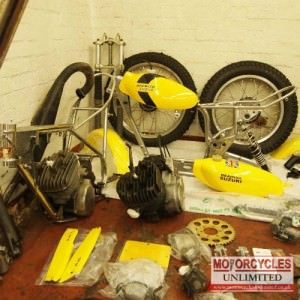 1977 Suzuki RL250 Beamish Classic Trials Bike for sale