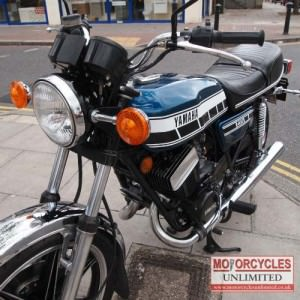 1977 YAMAHA RD400 E for  sale