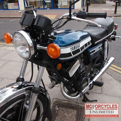 1977 Yamaha RD400 E for sale | Motorcycles Unlimited