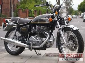 78 Honda CB500T for sale