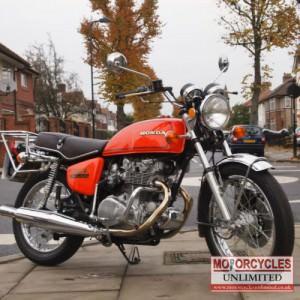1978 Honda CB500T Classic bike for sale