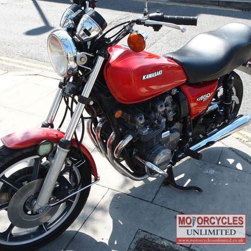 1978 Kawasaki Z650 SR for sale | Motorcycles Unlimited