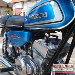 1979 Suzuki GT250 for sale