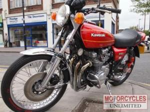 1980 Kawasaki Z650