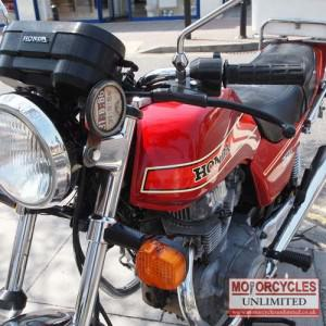 1981 Honda CB250 N Deluxe for sale