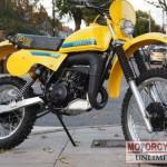 1981 SUZUKI PE250