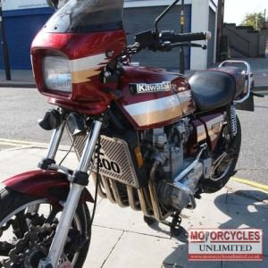 1982 Kawasaki Z1300 Z for sale