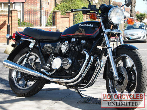 1982 Kawasaki Z650 For Sale 377700 Motorcycles Unlimited