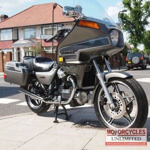 1986 Honda GL650 D2E Silverwing for sale