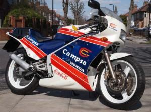 1988 Honda NSR250 MC16