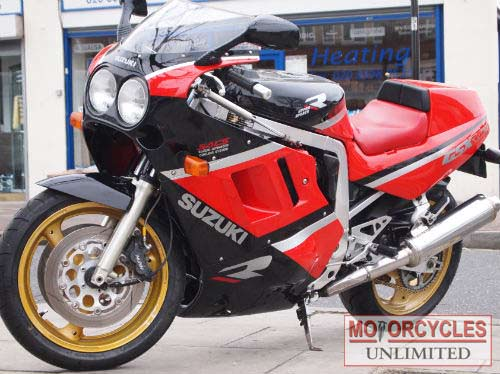 1989 suzuki gsxr1100k 4 motorcycles unlimited. Black Bedroom Furniture Sets. Home Design Ideas