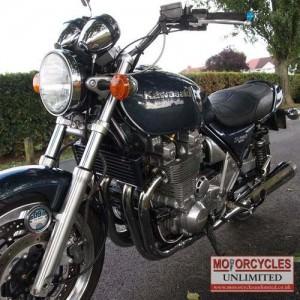 1995 Kawasaki ZR1100 Zephyr A2 For sale
