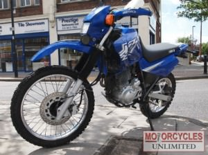 2000 Yamaha XT600 E for sale