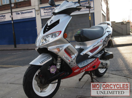 2002 Peugeot Speedfight 100 for sale - £548 00 | Motorcycles