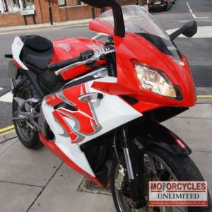 2008 Aprilia RS125 FP for sale