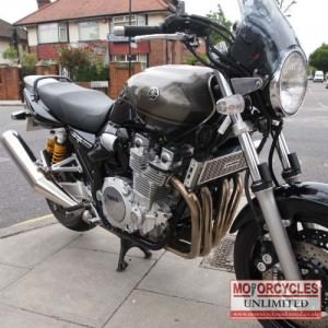 2008 Yamaha XJR1300 for sale