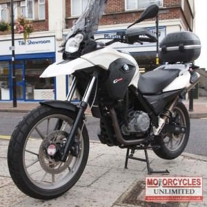 2011 Bmw F650 GS for sale