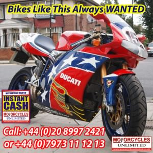 Ducati 998S Bostrom Classic Ducatis Wanted